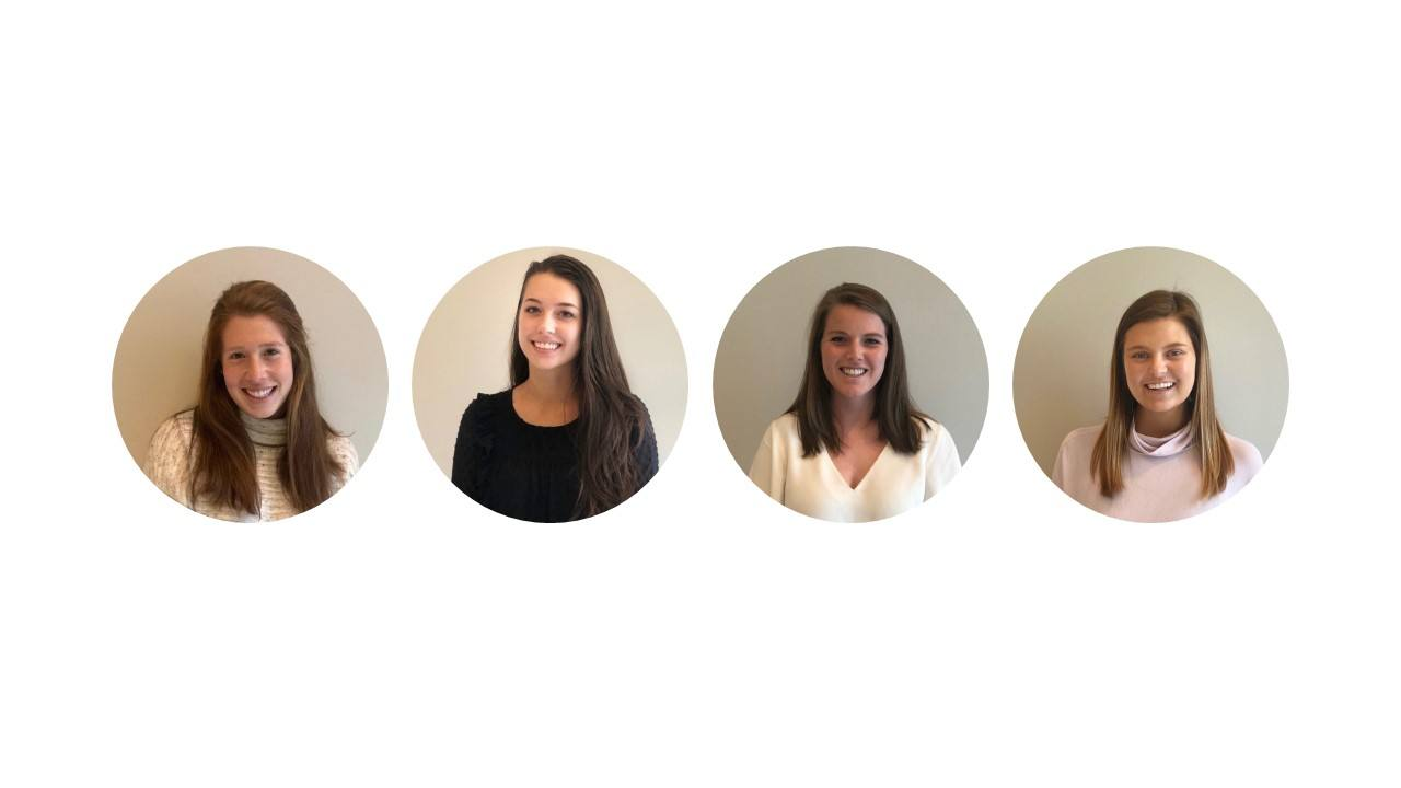 Crawford Welcomes Experienced Spring Interns