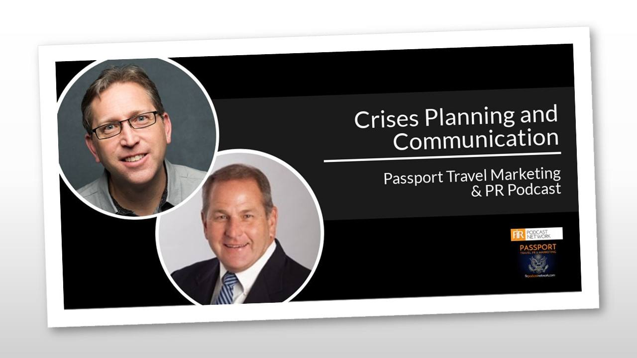 SVP Andy Windham Featured on Passport Travel Marketing & PR Podcast
